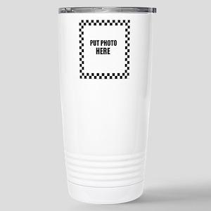 Put Photo Here Travel Mug