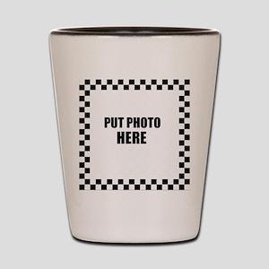 Put Photo Here Shot Glass