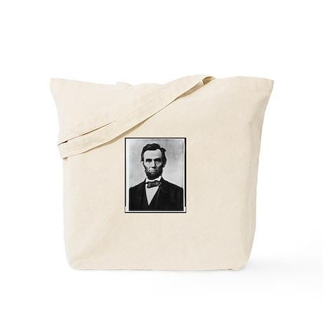 Honest Abe - Abraham Lincoln Tote Bag