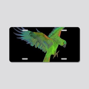 Parrot Aluminum License Plate