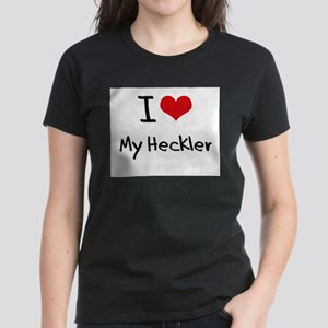 I Love My Heckler T-Shirt