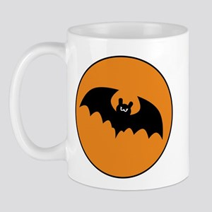 Halloween Bat Mug