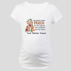 For Fighters Survivors Taken Ute Maternity T-Shirt