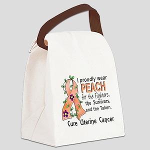 For Fighters Survivors Taken Uter Canvas Lunch Bag