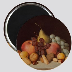 Still Life With Fruit, Duncanson Magnet