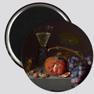 Still Life With Fruit, Walscapelle Magnet