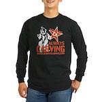 Always Carving Dark Long Sleeve T-Shirt