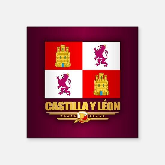 Castilla Y Leon Sticker
