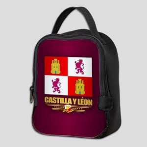 Castilla Y Leon Neoprene Lunch Bag