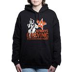 Always Carving Women's Hooded Sweatshirt