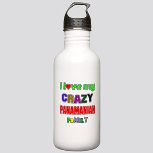I love my crazy Panama Stainless Water Bottle 1.0L