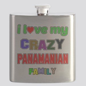 I love my crazy Panamanian family Flask