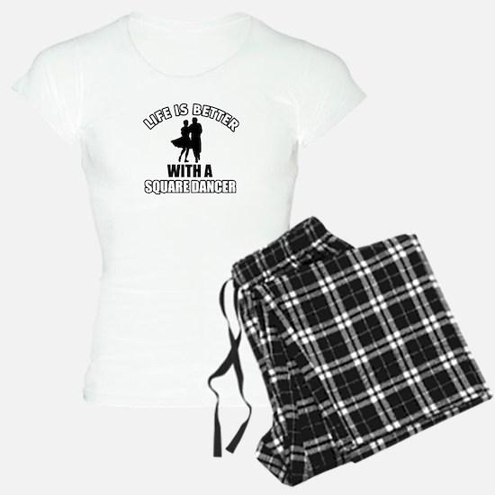 Square Dancer Designs Pajamas