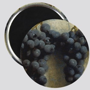 Grapes by Joseph Decker Magnet
