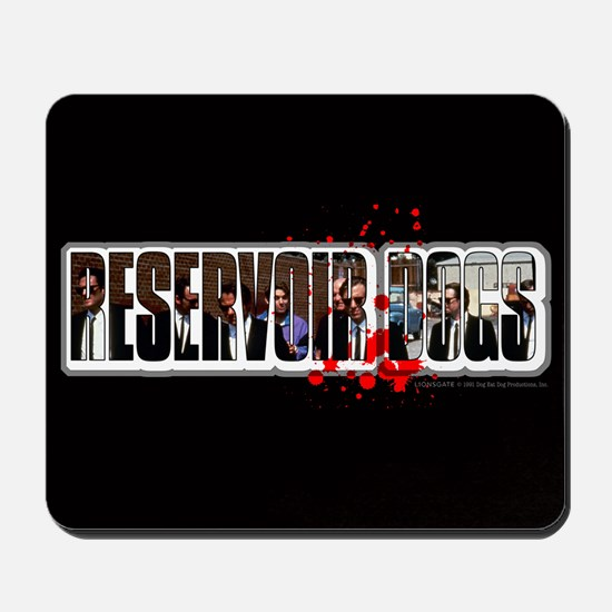 Reservoir Dogs Splat Mousepad