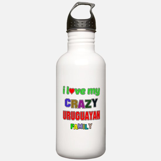 I love my crazy Urugua Water Bottle