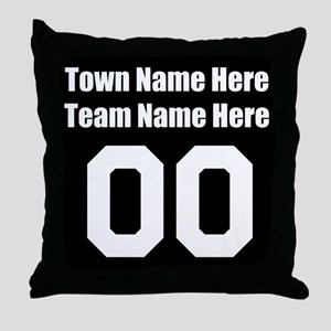 Team Throw Pillow