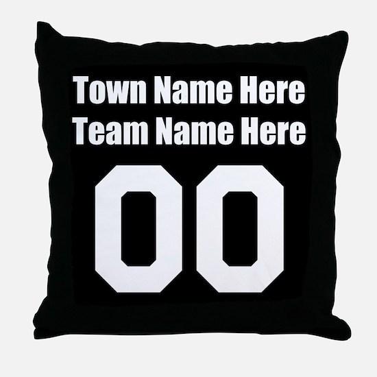 Team Throw Pillow