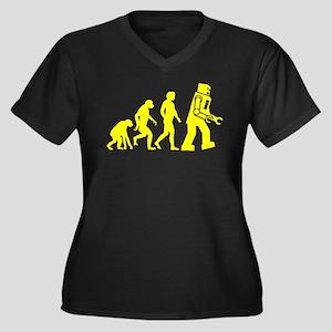 Sheldon Evolution Plus Size T-Shirt