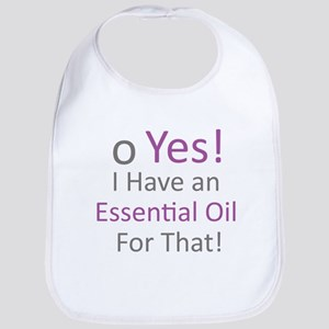Essential Oils Bib
