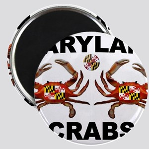 MARYLAND CRABS Magnets