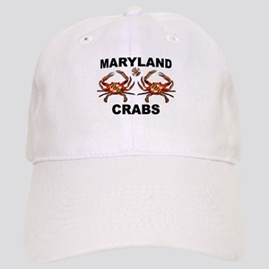 MARYLAND CRABS Baseball Cap