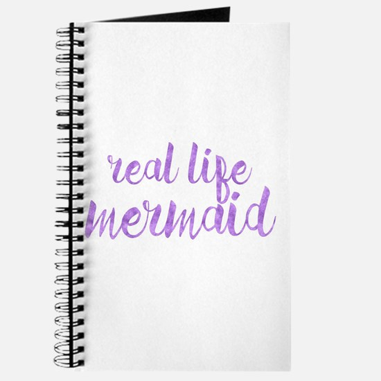 real life mermaid Journal