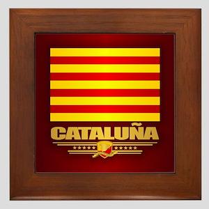 Cataluna Framed Tile