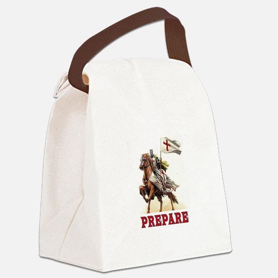 CRUSADERS Canvas Lunch Bag