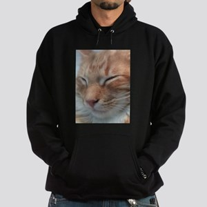 Orange Tabby Cat Hoodie