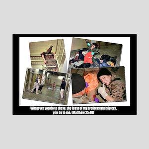Whatever you do.. Abu Ghraib / Iraq  Mini Poster P