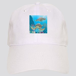 Sea Turtle Baseball Cap