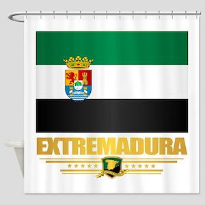 Extremadura Shower Curtain