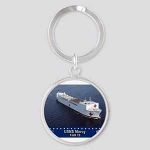 USNS Mercy-2 Keychains