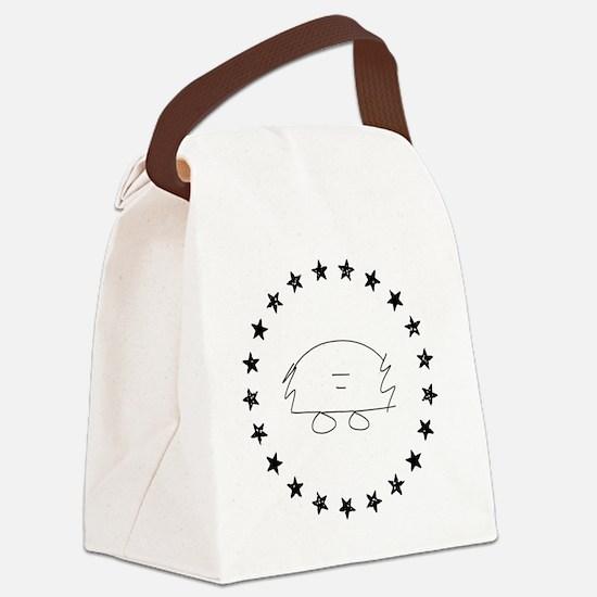 Unique Bern Canvas Lunch Bag
