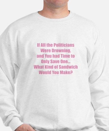 Politicians Sandwich Jumper