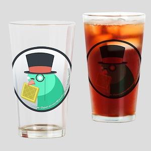 OWW Logo Drinking Glass