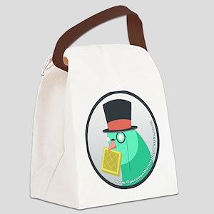 OWW Logo Canvas Lunch Bag