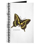 Giant Swallowtail Butterfly Journal