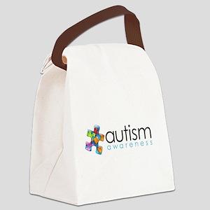 puzpuz-MC-horiz Canvas Lunch Bag