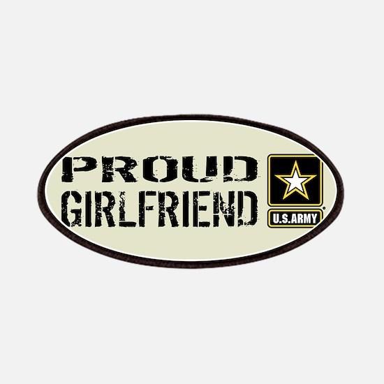 U.S. Army: Proud Girlfriend (Sand) Patch