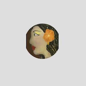 Lolita Mini Button