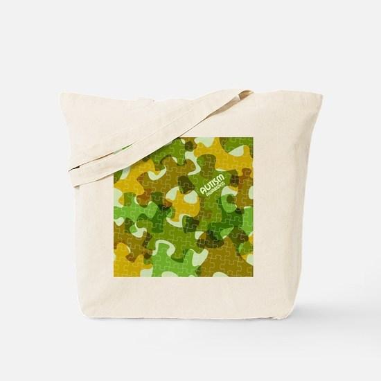 Cute Autism awareness Tote Bag