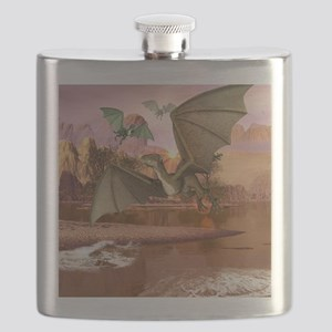 Wyvern Flask