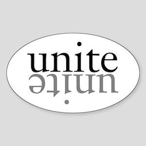 Unite Sticker