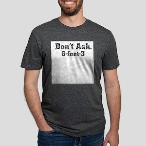 6'3 Mens Tri-blend T-Shirt