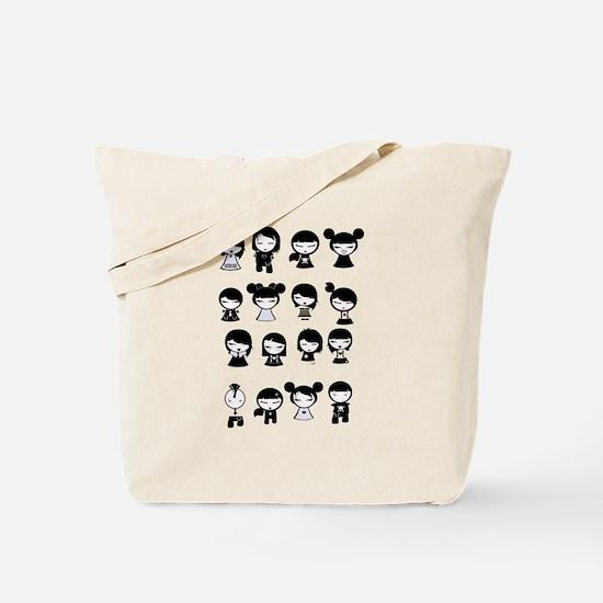 Unique Cute teen Tote Bag