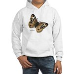 Buckeye Butterfly (Front) Hooded Sweatshirt