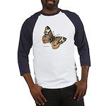 Buckeye Butterfly (Front) Baseball Jersey