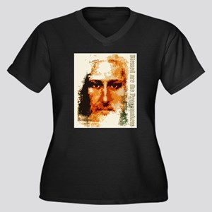 jesus2 Plus Size T-Shirt
